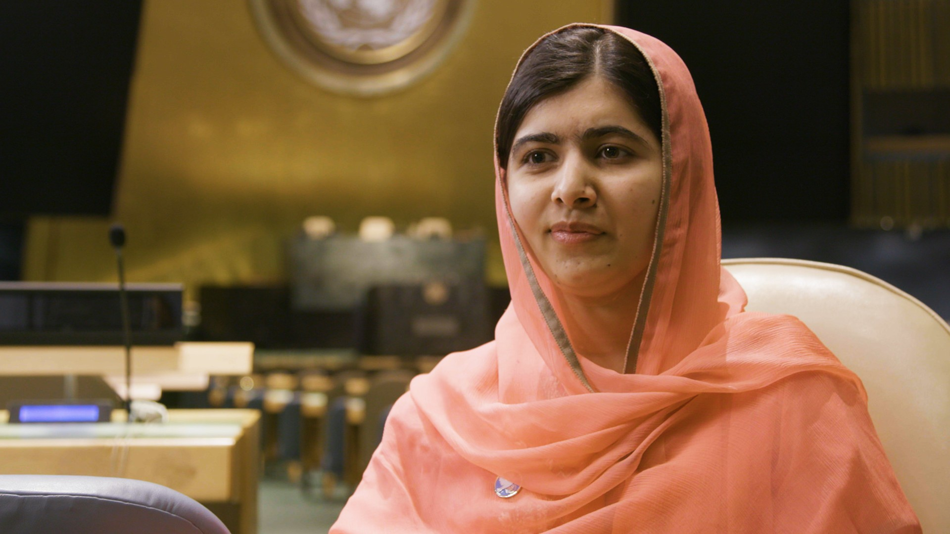 Malala on Refugees, Advocacy, and the Girl Power Trip