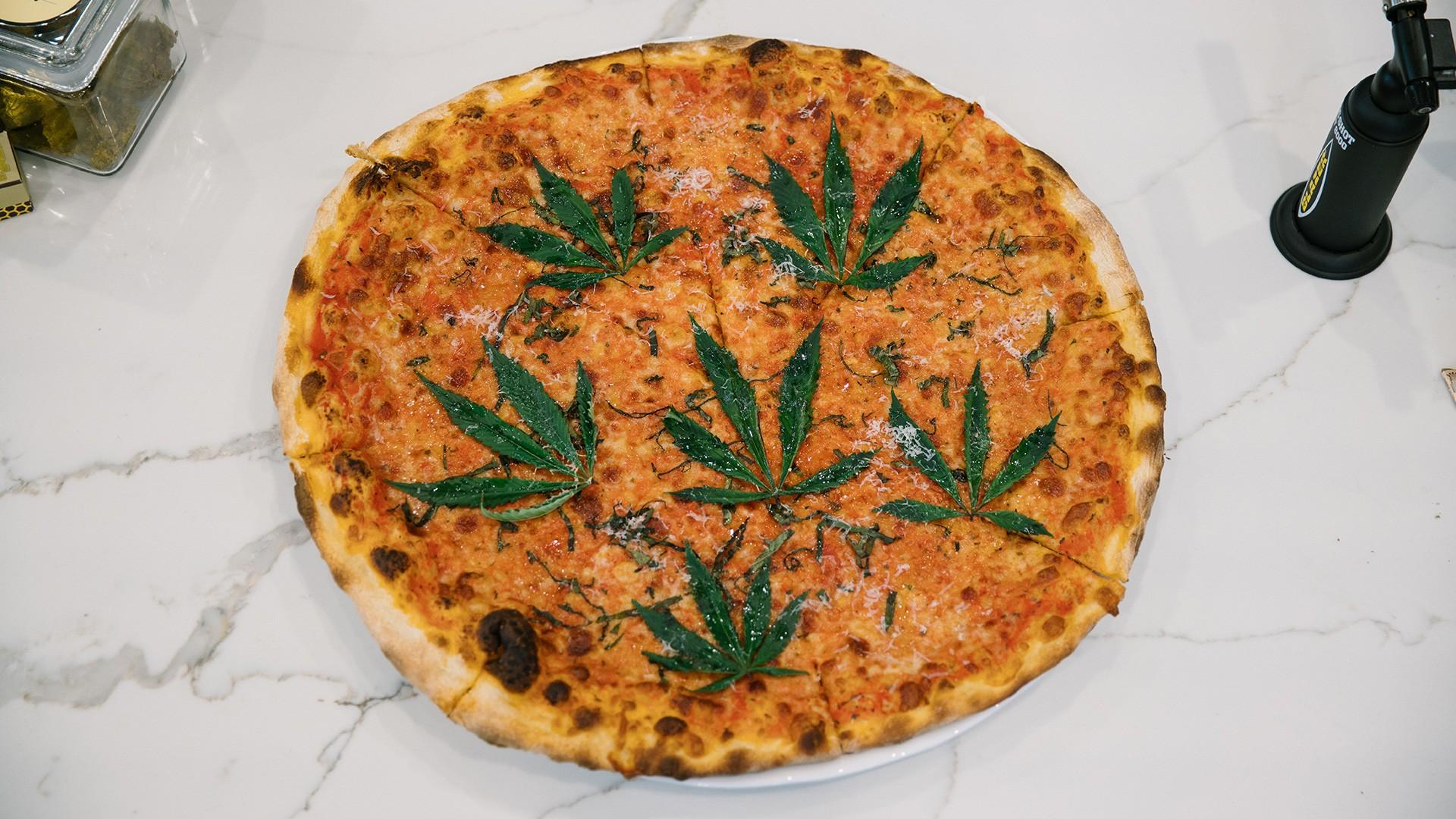 Image result for Bong Appetit Pizza