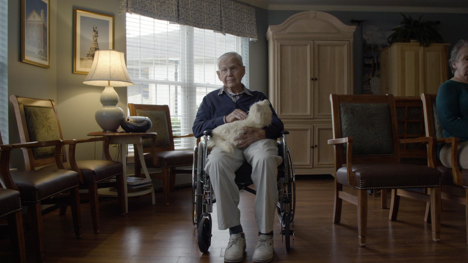 Robotic Pets Are Helping Dementia Patients