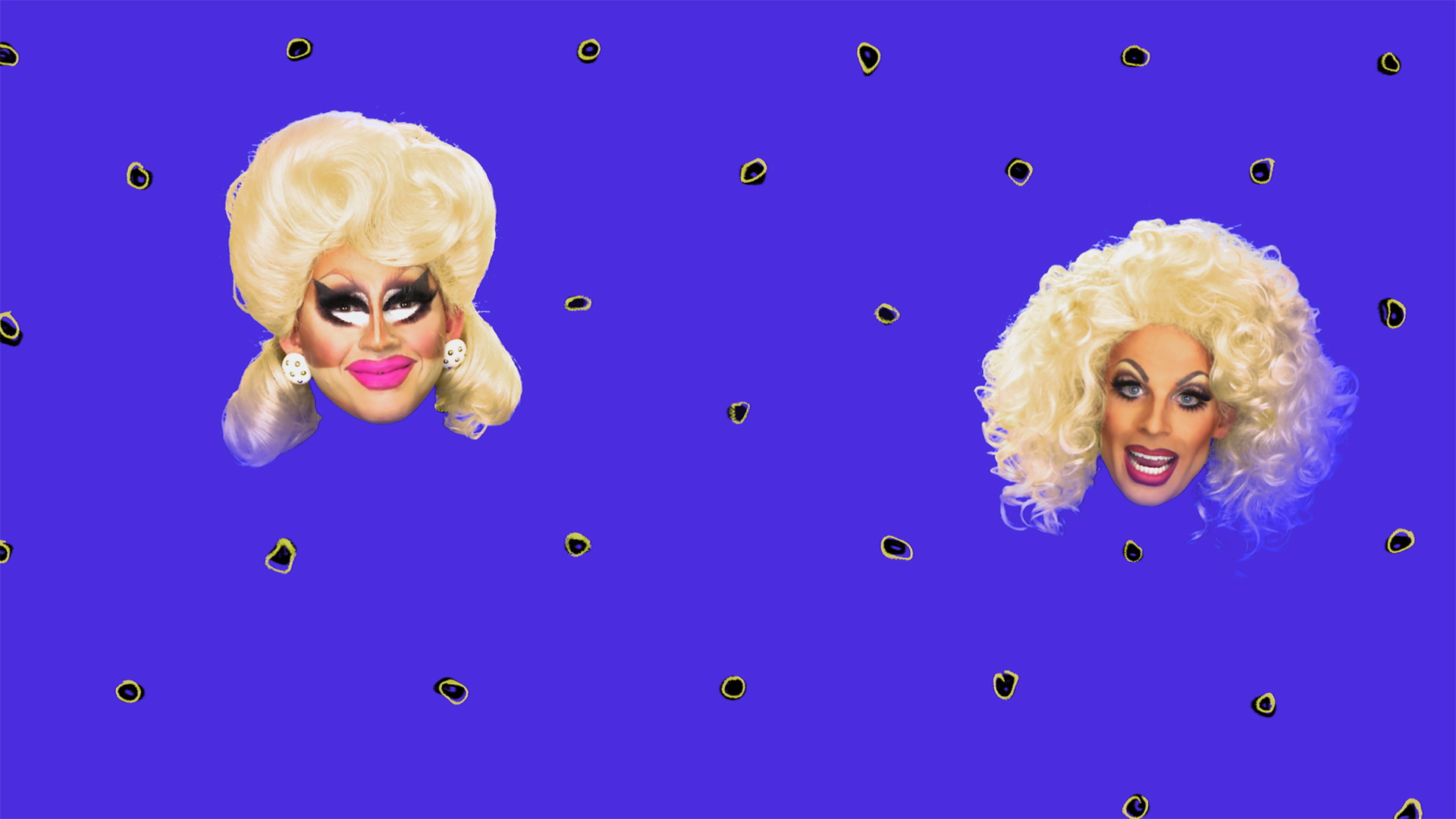 Image result for the trixie and katya show