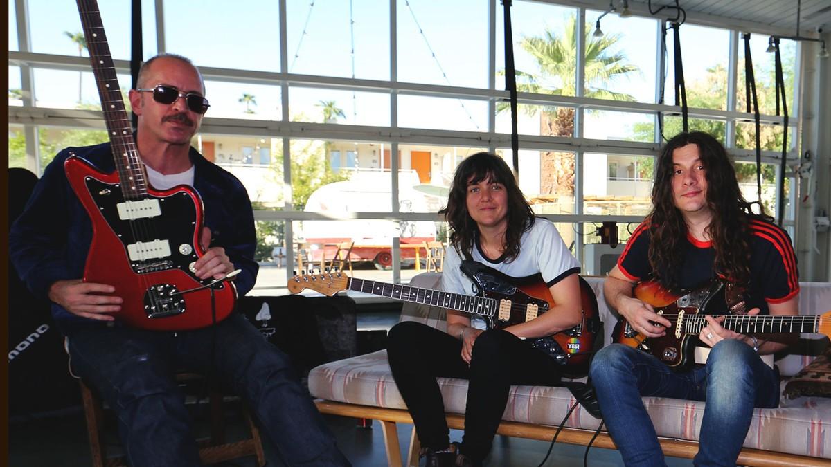 Kurt Vile & Courtney Barnett Break Down Their Biggest Songs: Guitar Moves