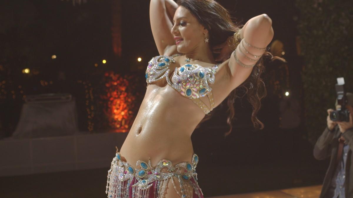 агванский танец живота с балшои заднитса технике
