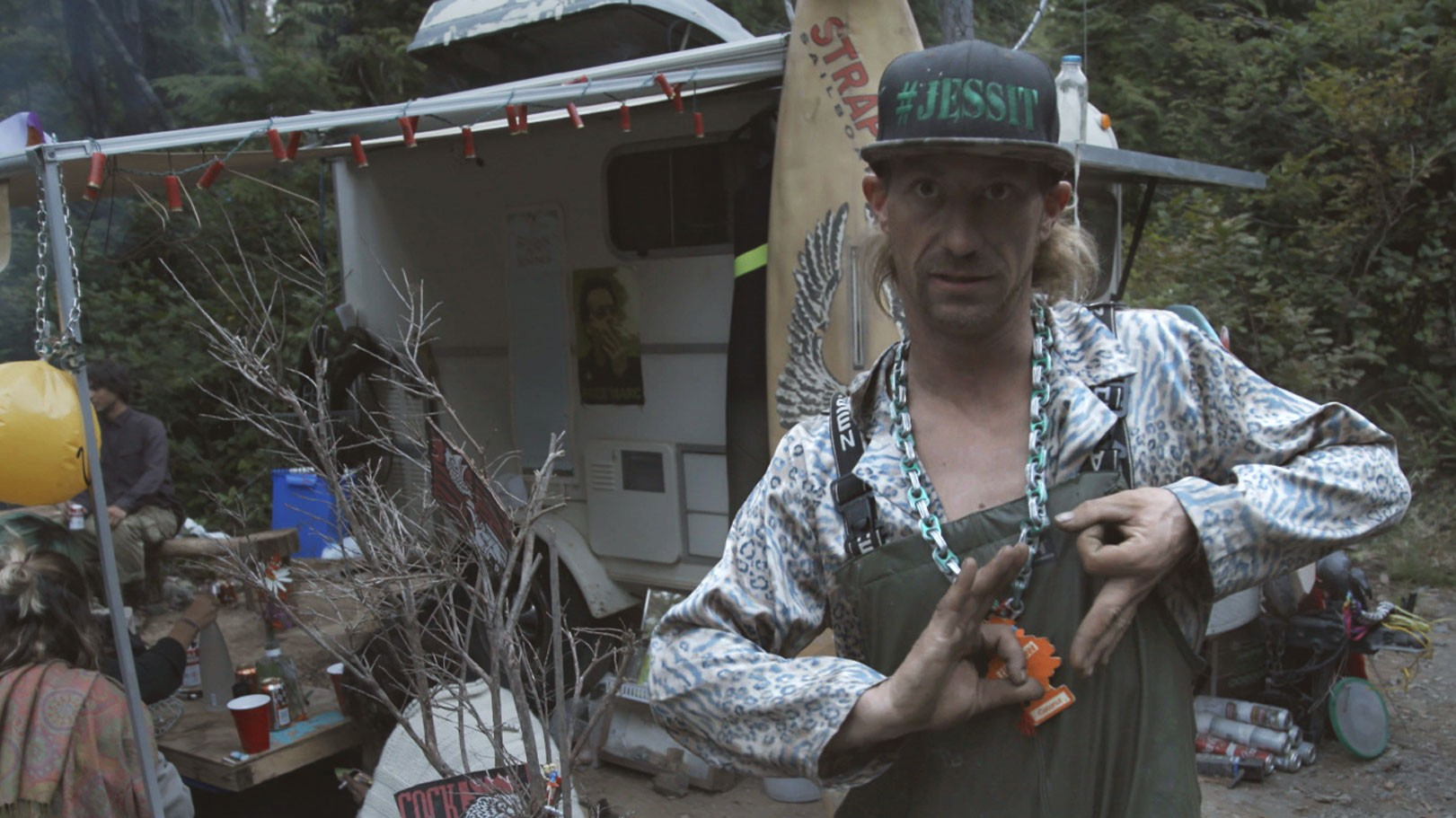 Welcome to Poole's Land, an Anarchist Commune in the Canadian Rainforest