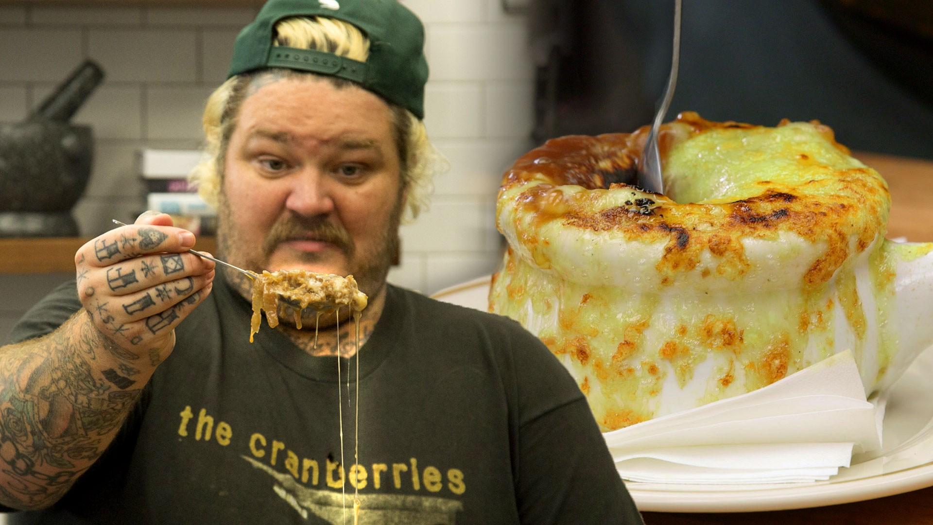 Matty Matheson Makes French Onion Soup with 6 Types of Onion