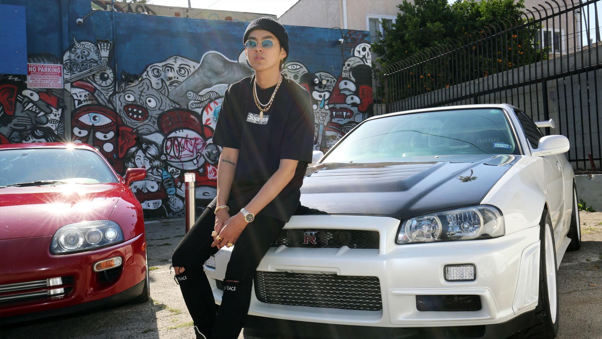 Kris Wu's Rare Car Collection