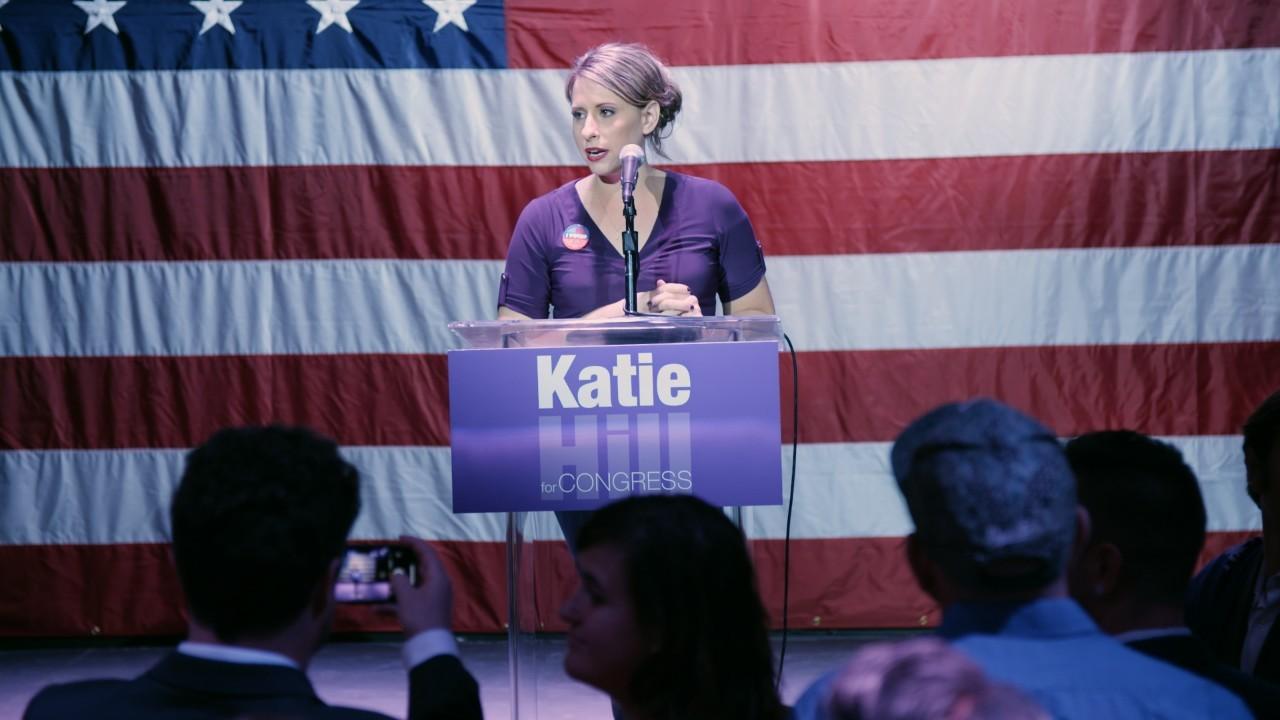 How Katie Hill helped flip California