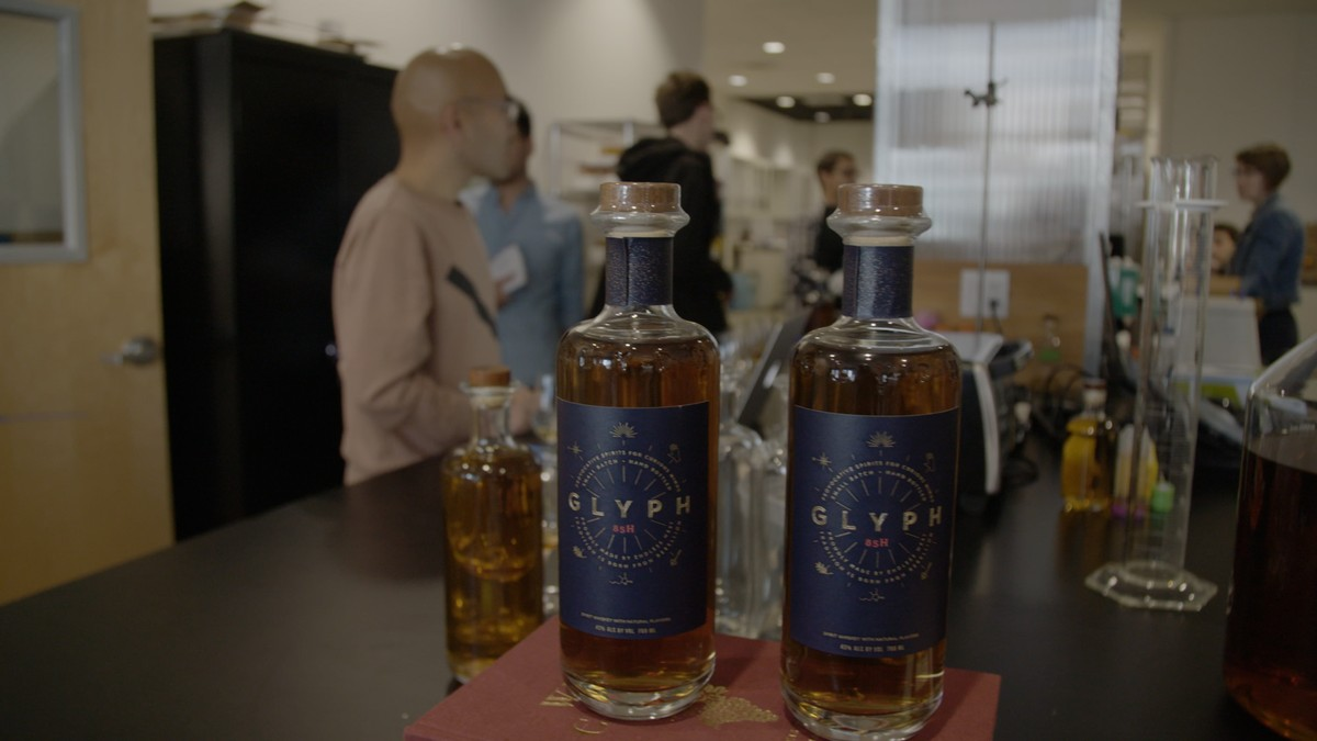 How the 'world's first molecular whiskey' gets made