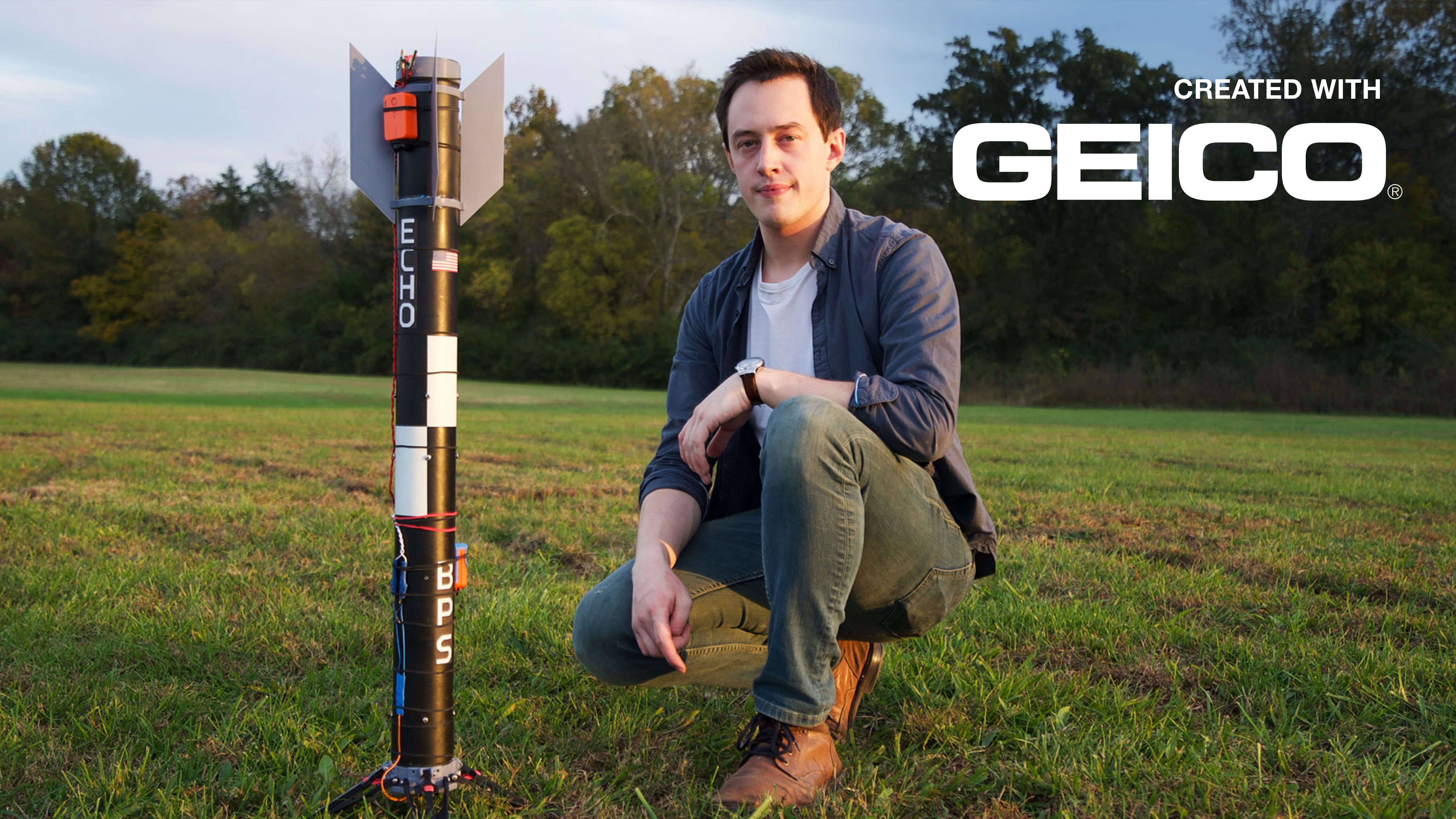 The DIY Rocketeer Building Self-Landing Replicas of SpaceX Rockets