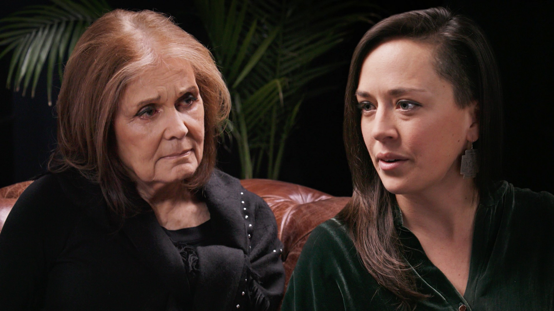 Gloria Steinem Talks Nadia Murad and 'On Her Shoulders' with Director Alexandria Bombach | Created with RYOT
