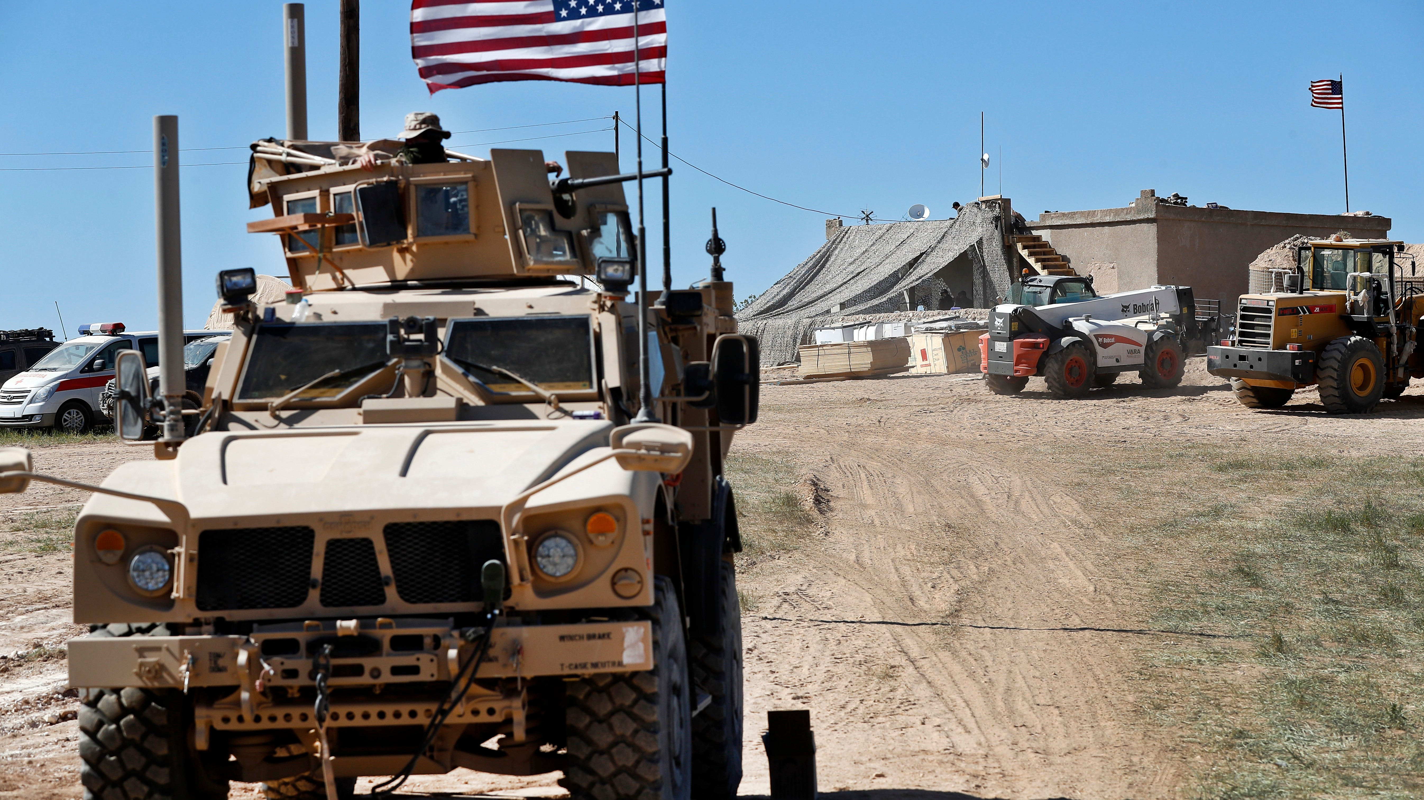 ISIS attack in Syria will push America's most important ally away