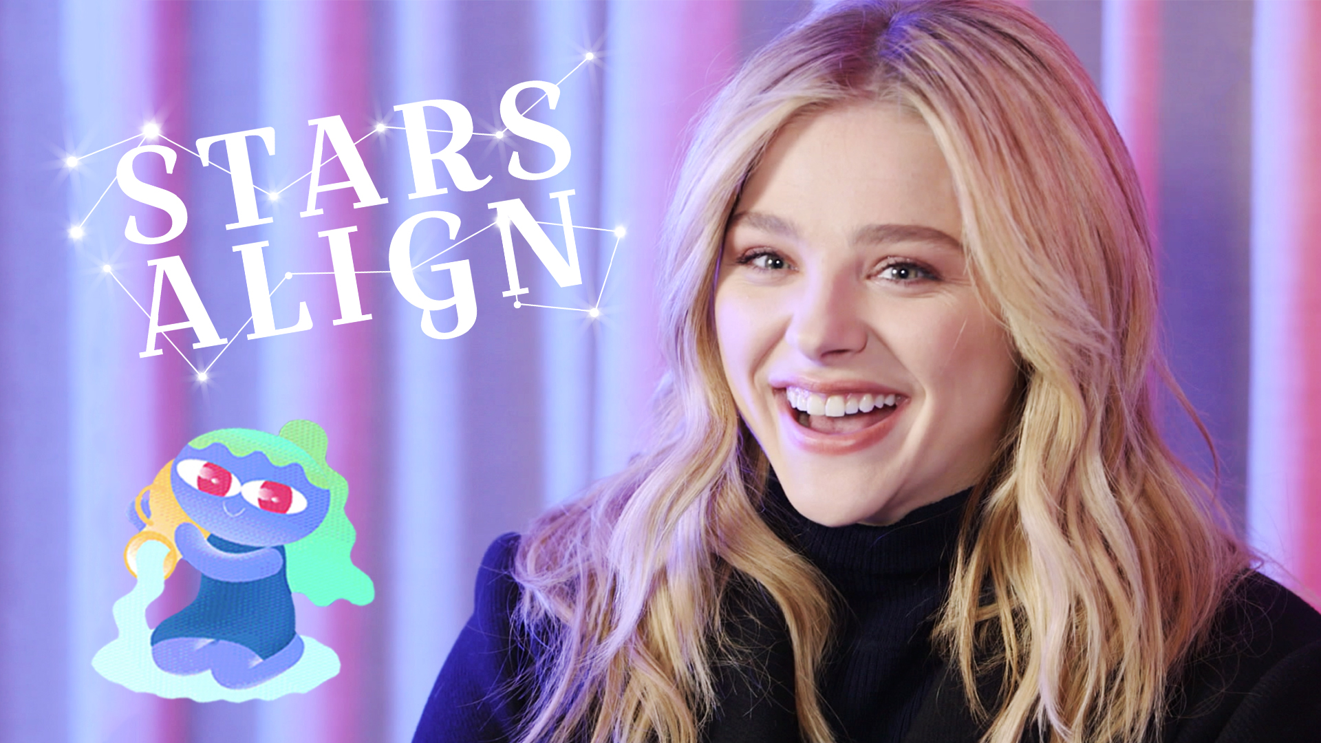 Chloë Grace Moretz Is the Ultimate Aquarius