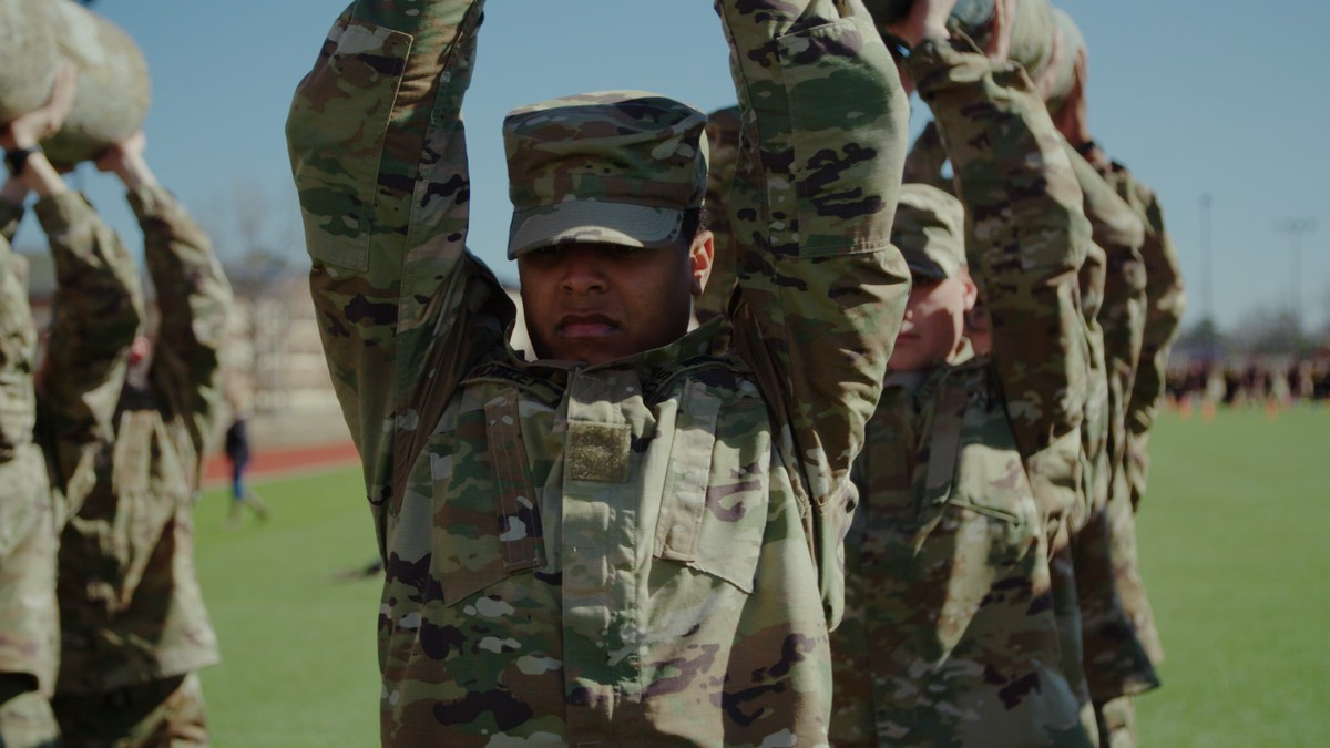 What it takes to pass the Army's Combat Fitness Test