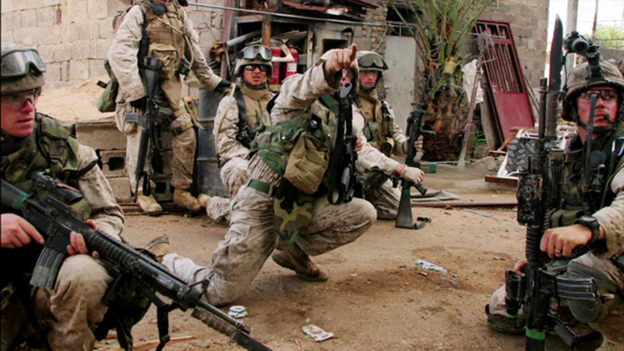 "Surviving ""The House of Hell"" At The Battle For Fallujah"
