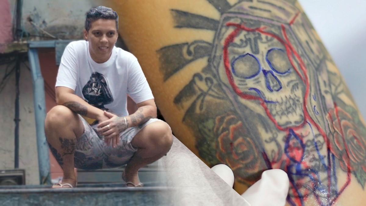 Confronting Favela Violence Through Tattoos