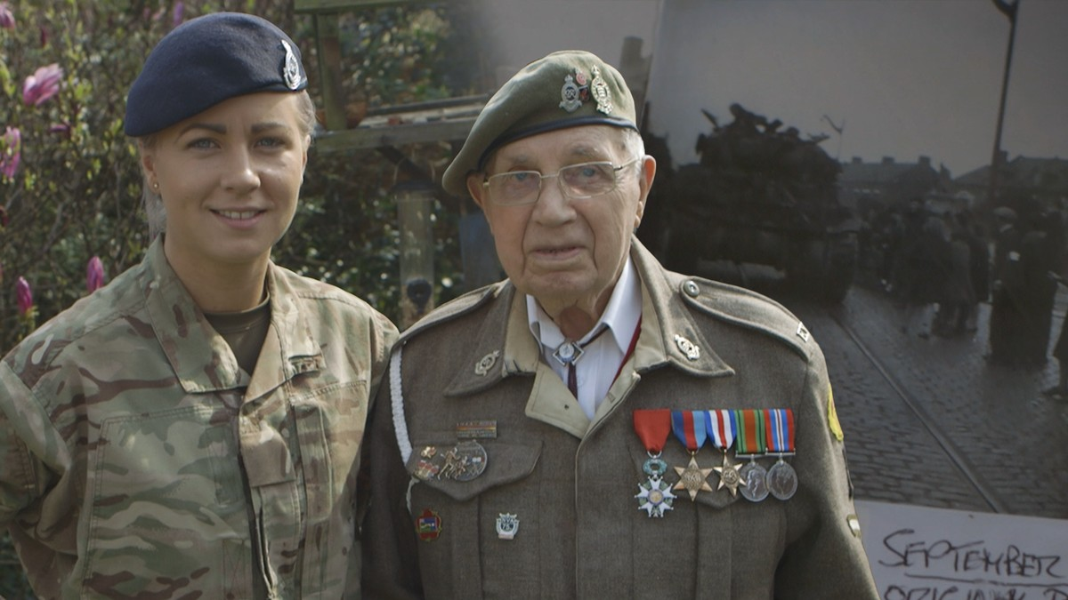 Back In My Day: Members Of The Armed Forces