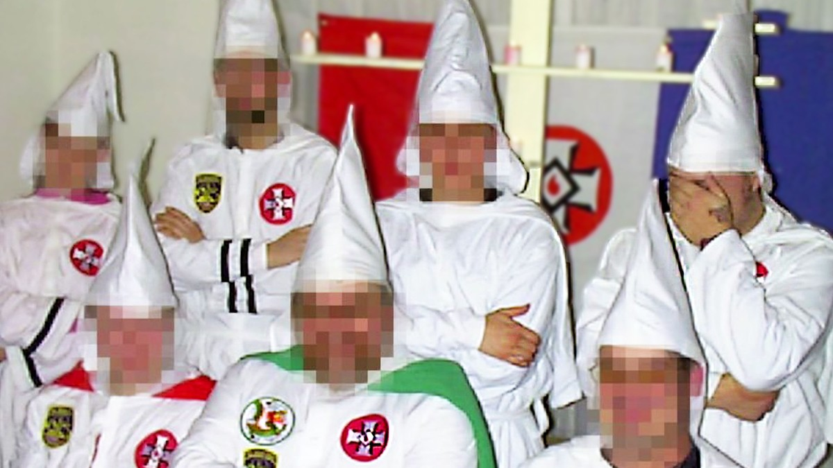 I Was a Neo-Nazi Skinhead and Joined the Ku Klux Klan: How I Left | Erase the Hate