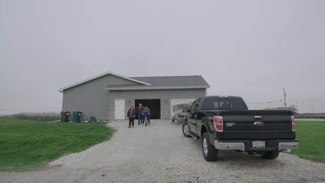 This Family's Home Is in the Way of Foxconn Taking Over This Wisconsin Town