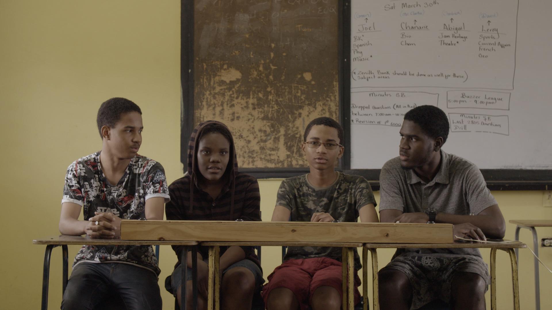 Bible Verses, Reggae Lyrics, and Human Anatomy: Welcome to Jamaica's Biggest Quiz Show