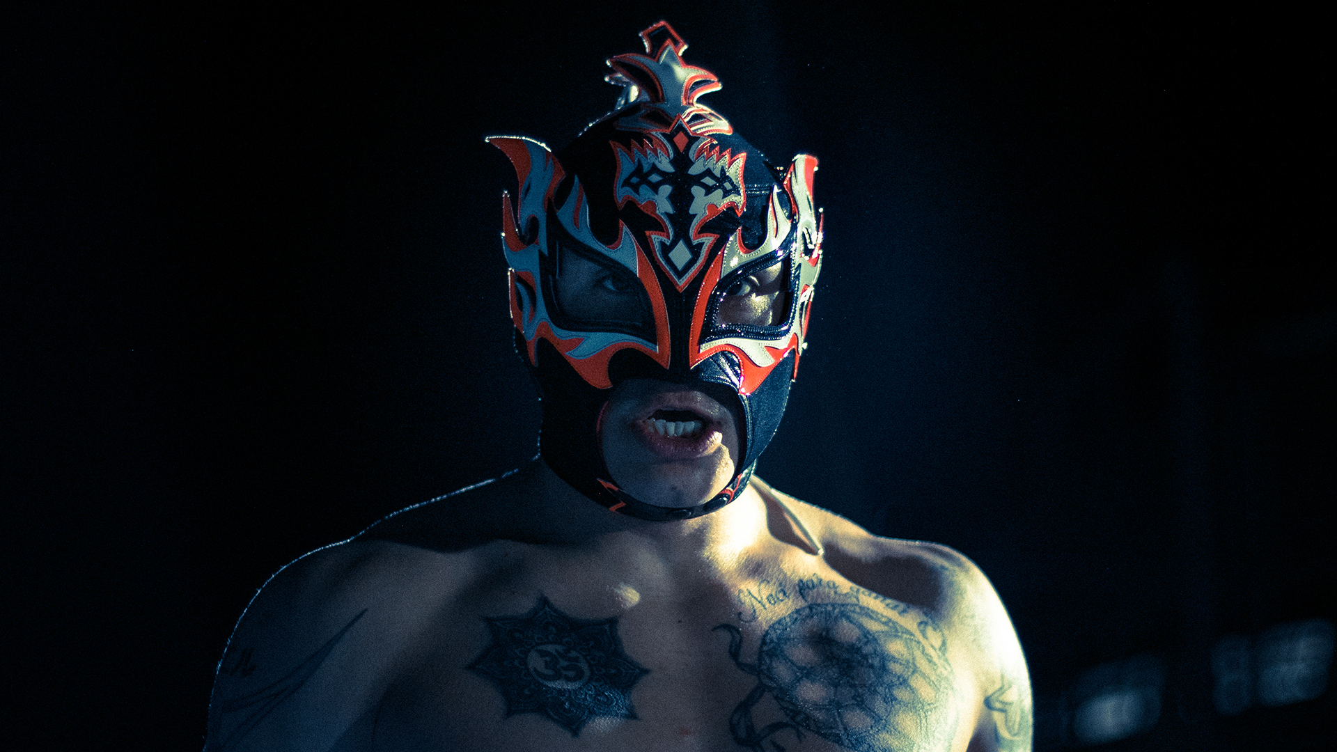 The Next Wave of Mexican Luchadores