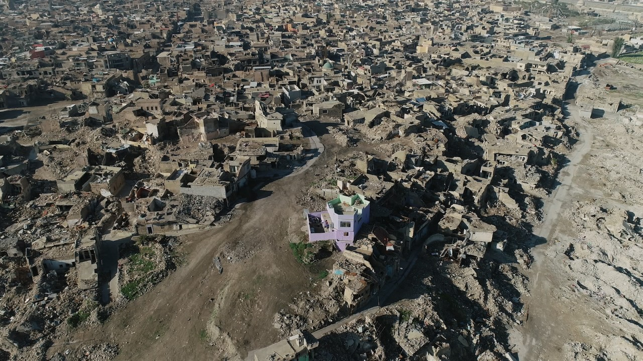 Here's what Mosul looks like 18 months after ISIS was driven out