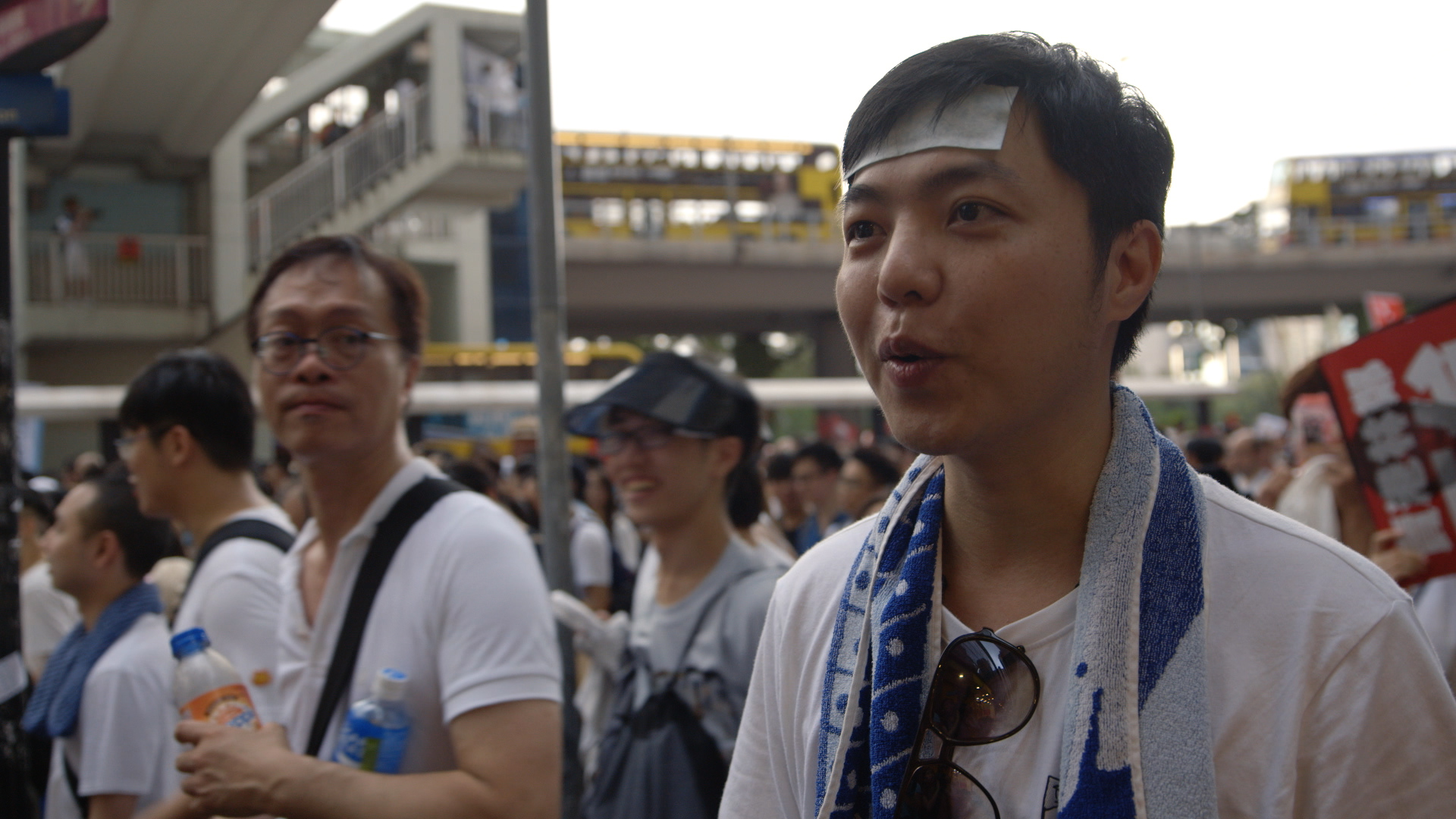 Hong Kong Stabbing: Attacker Allegedly Asked Victims About Their Views On Protests Before Brutal Assault
