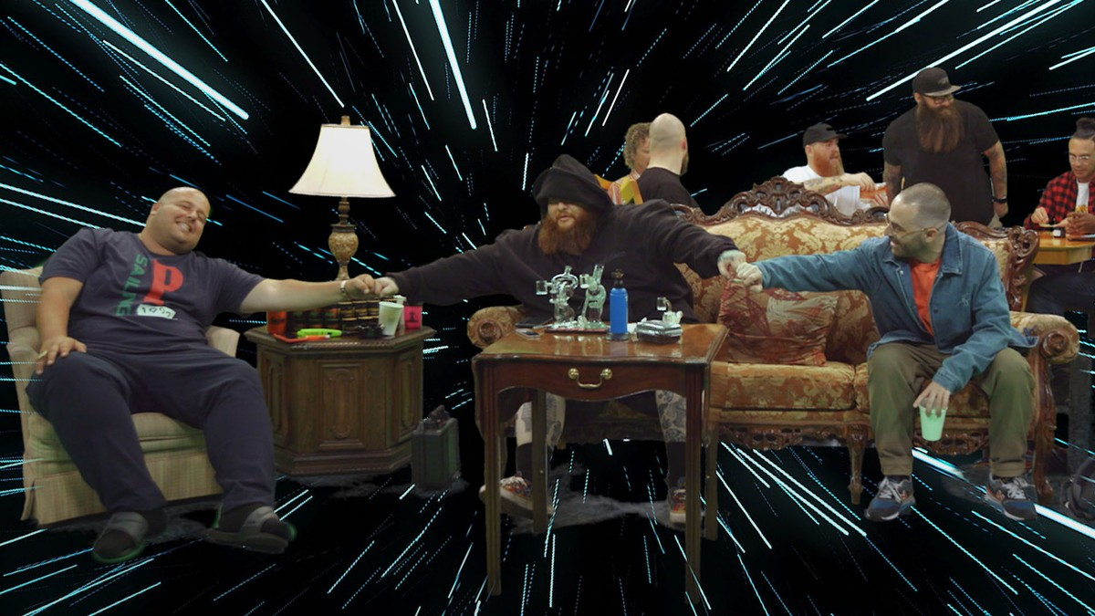 Traveling The Stars: Action Bronson and Friends watch Ancient Aliens (Trailer)