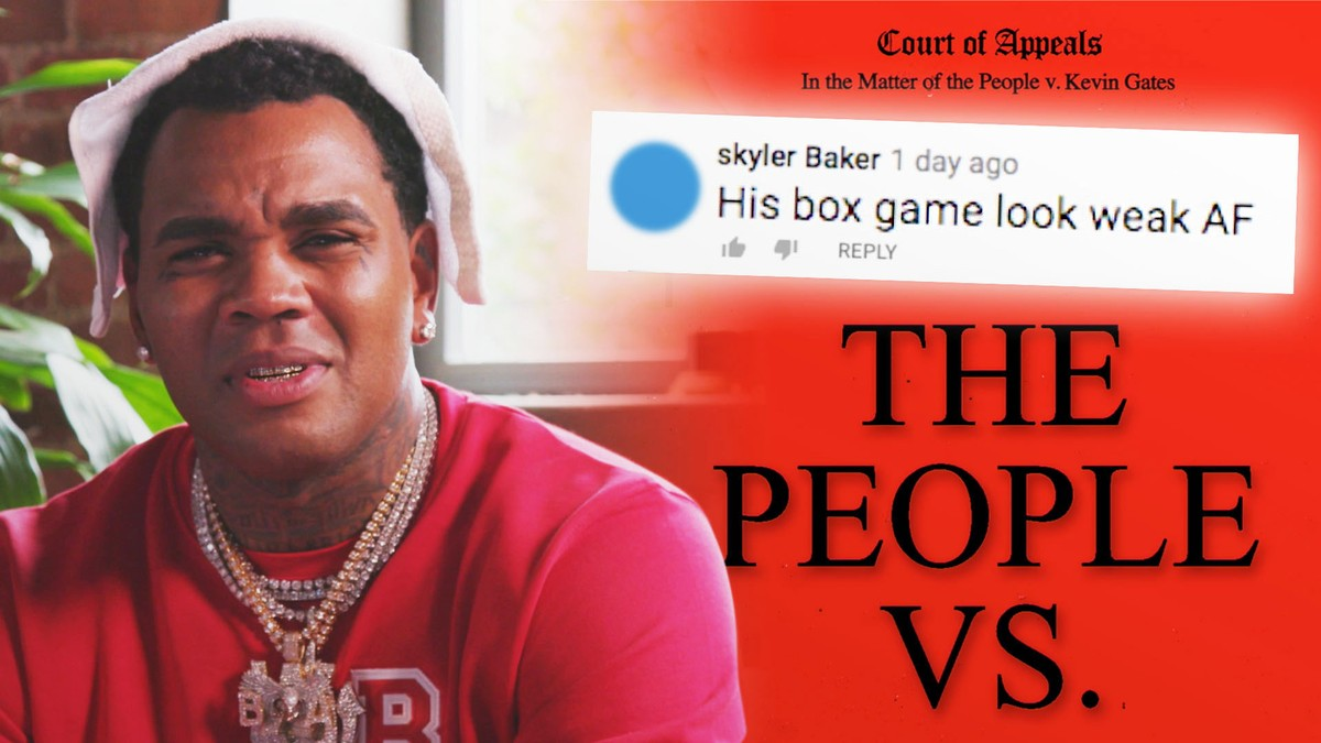 Kevin Gates Responds to Your Comments on 'Push It' Music Video
