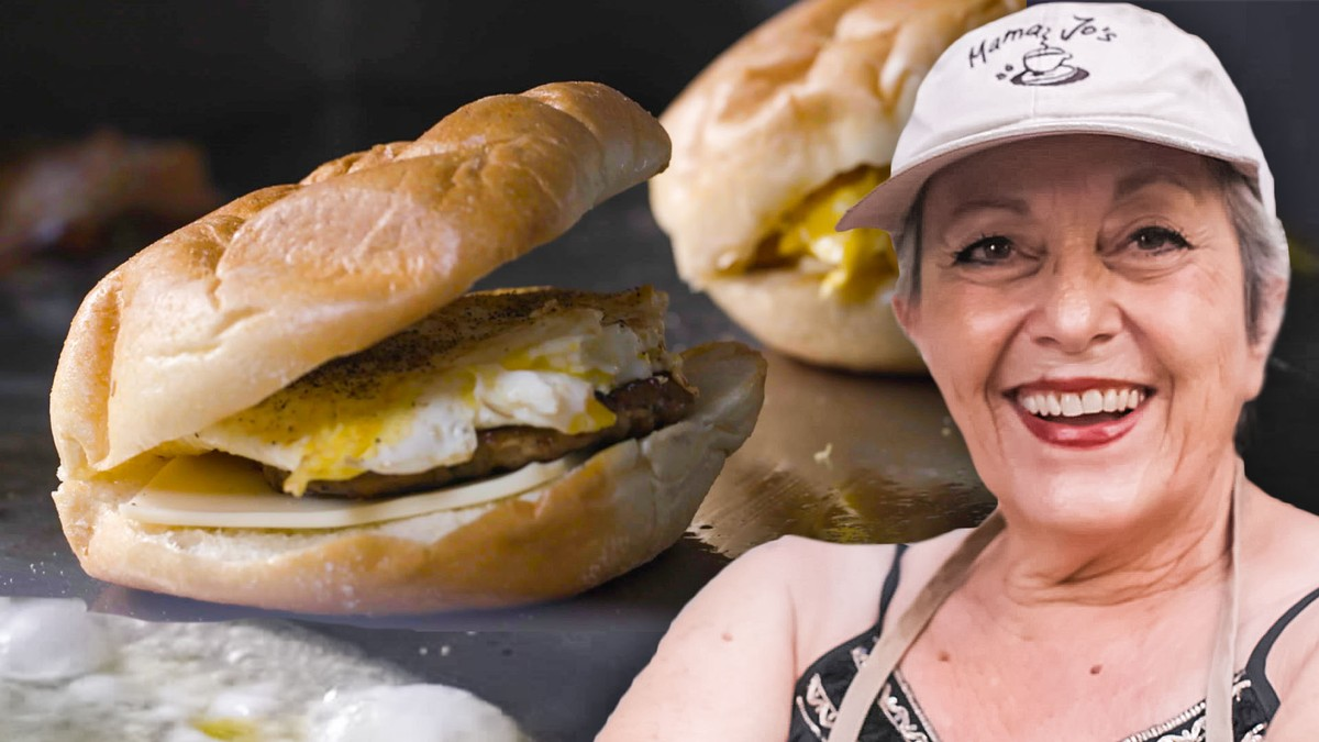 Mama Jo is NYC's Official Breakfast Grandmother - Street Food Icons