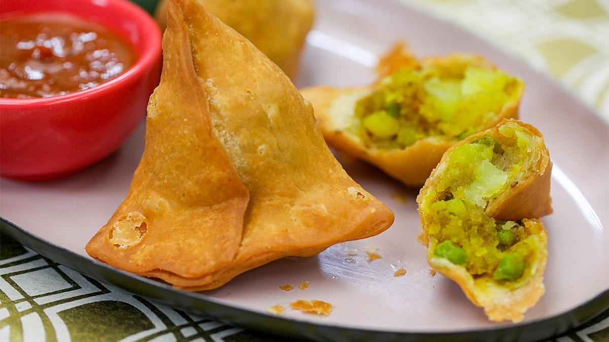 How To Make Samosas with Chintan Pandya