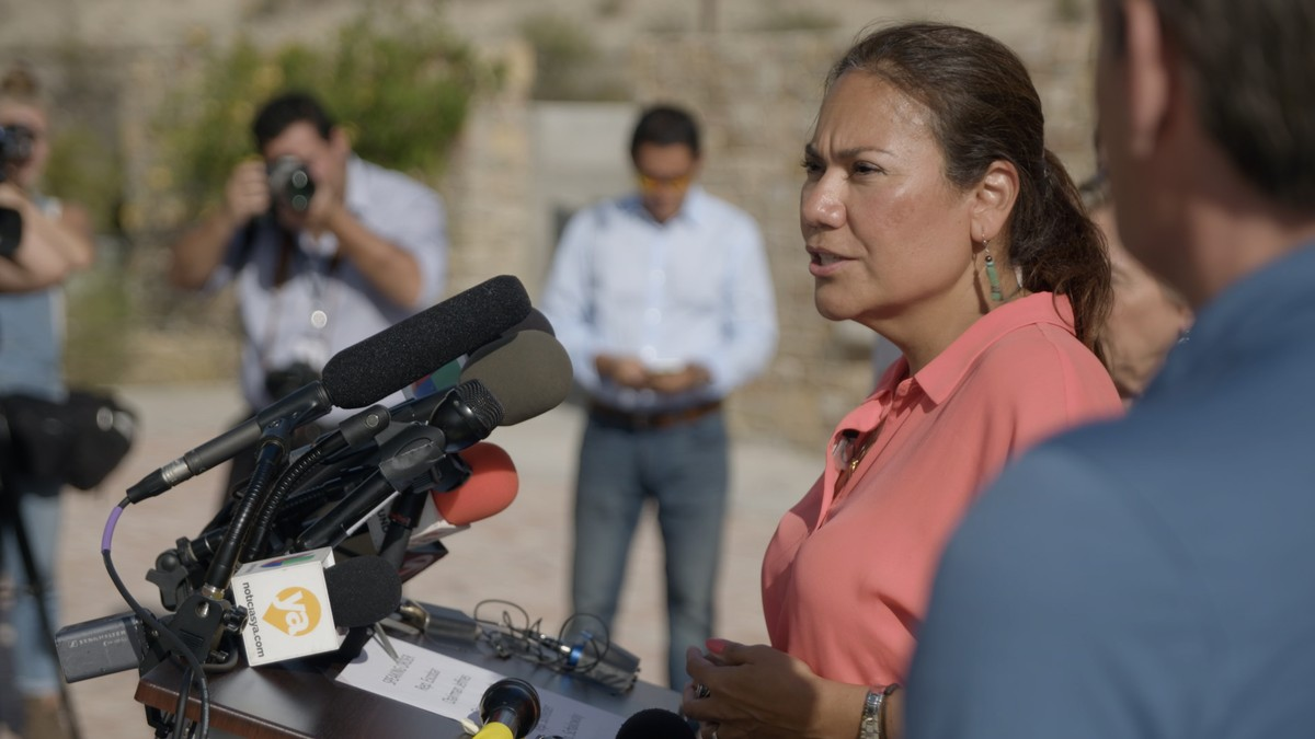 El Paso Congresswoman Escobar Learned the Massacre Was Underway With VICE News