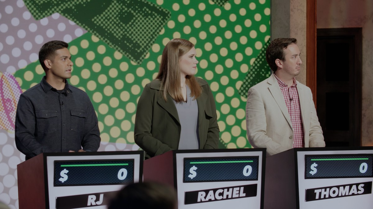 This Dystopian Game Show Wants to Pay off Your Student Loans