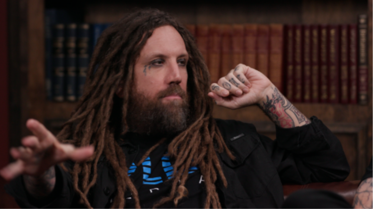 Korn on Parenting Tips and Touring In Their 80's - The Noisey Questionnaire of Life