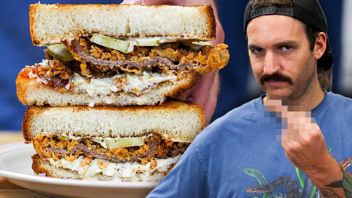 How to Make Chicken Fried Steak Sandwiches with Mason Hereford