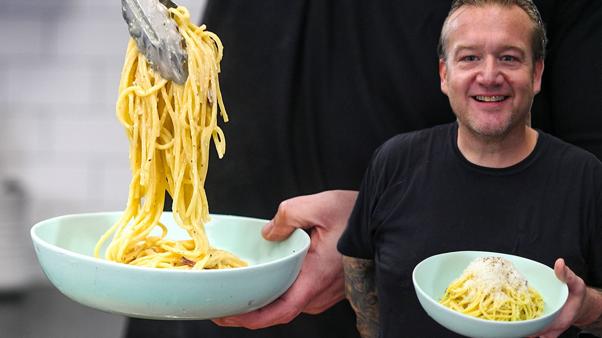 How To Make Carbonara with Michael White