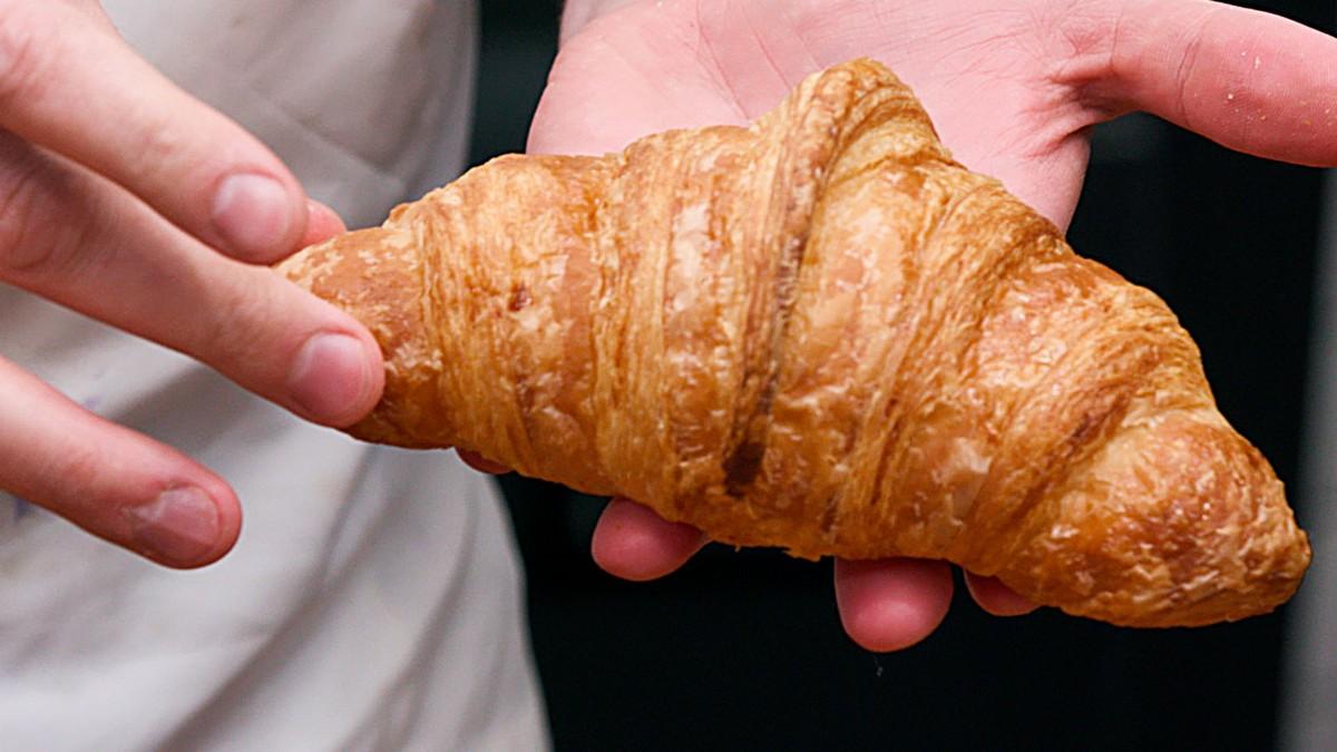 Dominique Ansel Explains The Perfect Croissant
