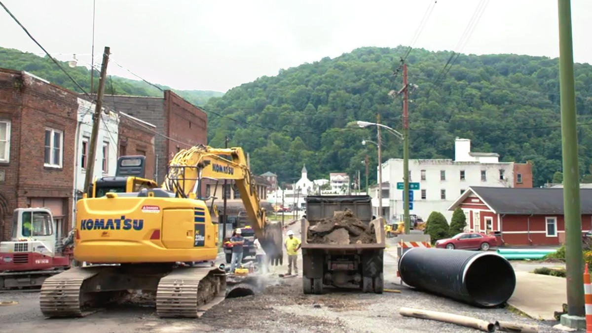 This Small Appalachian Town Flooded. But the Real Trouble Started When Disaster Aid Arrived.