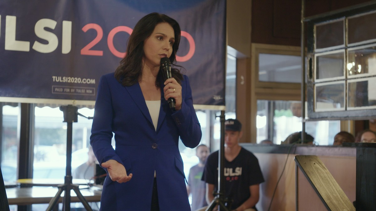 Tulsi Gabbard Is The Most Anti-War 2020 Candidate