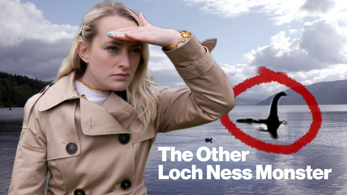Mystery Girl: The Other Loch Ness Monster