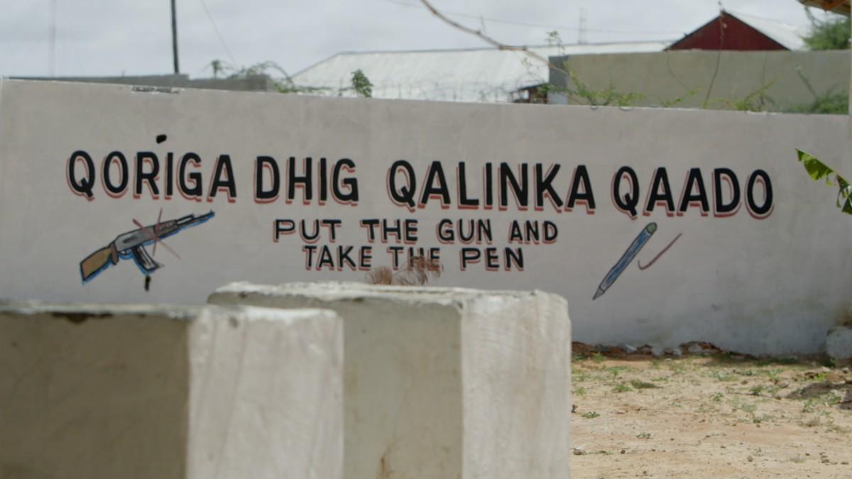 Rehabilitation for Former Al-Shabaab Soldiers