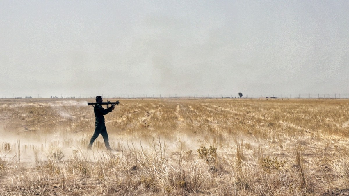 How Iran And The U.S. Are Complicating The Fight Against ISIS In Iraq