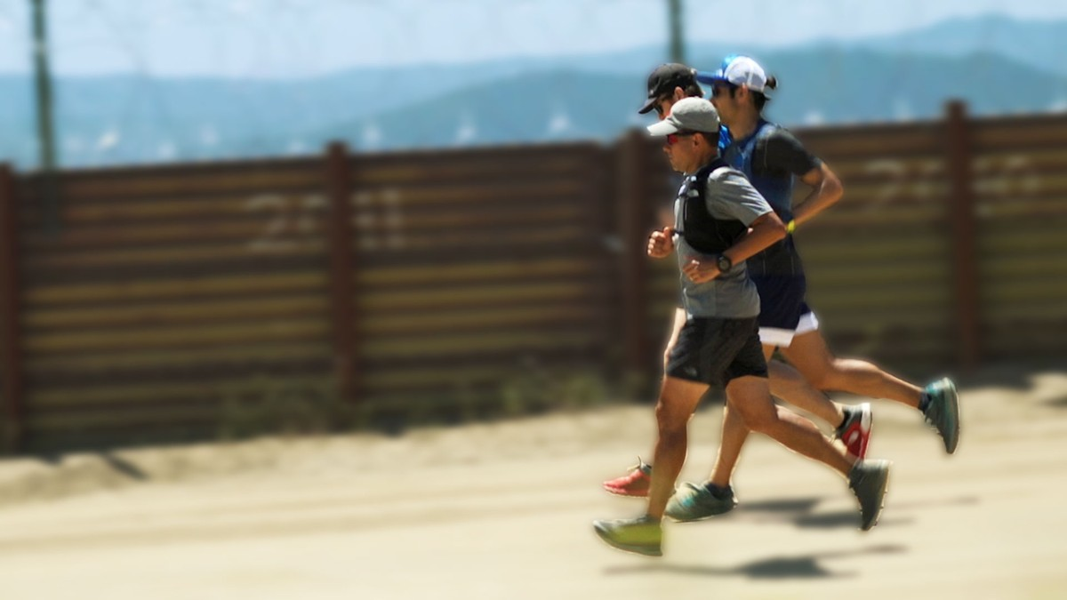 Exploring the US-Mexico Border with Top Ultra Runners
