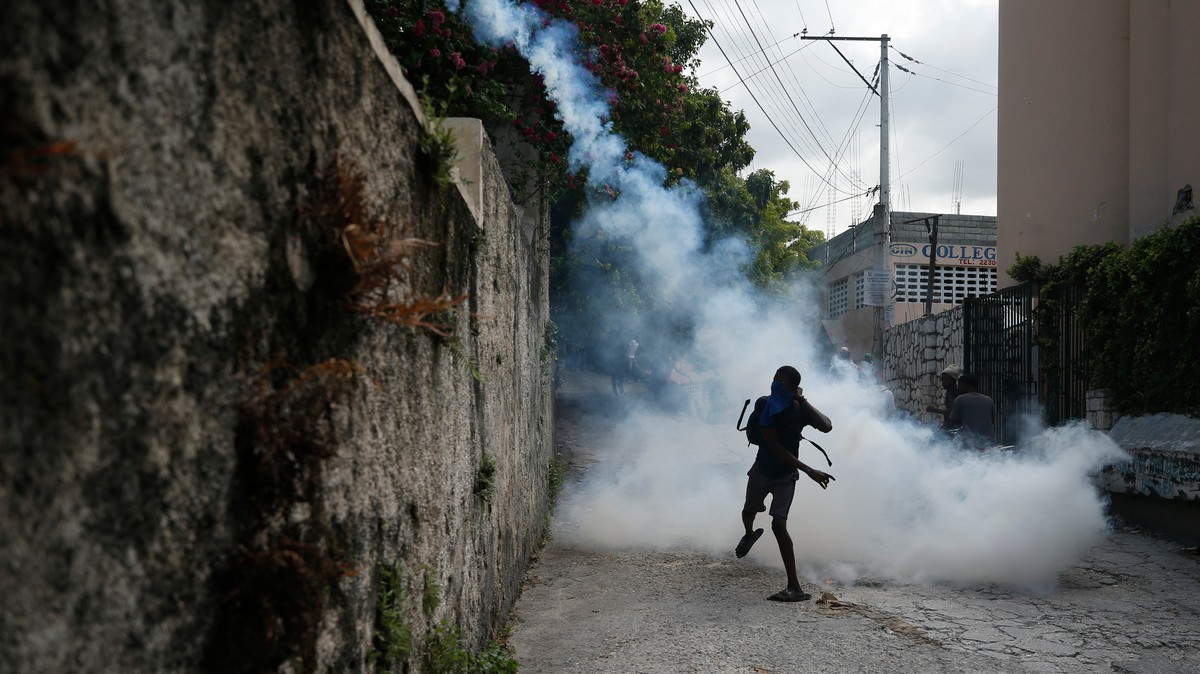 Haiti Is Rising Up — And It's Getting Violent