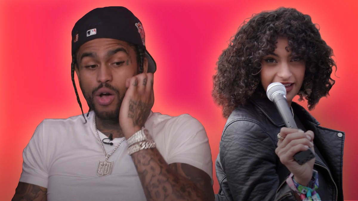 Dave East Remembers Nipsey Hussle | Fan Asked Questions: Rolling Loud