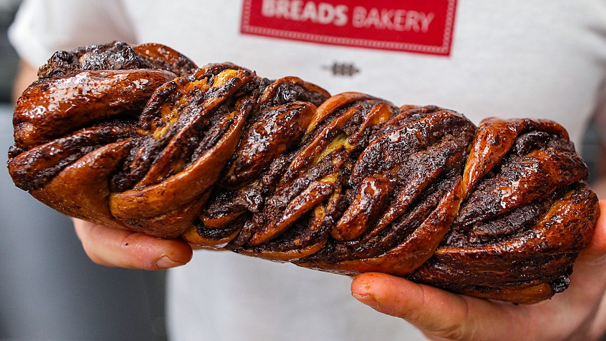 How To Make Chocolate Babka with Breads Bakery
