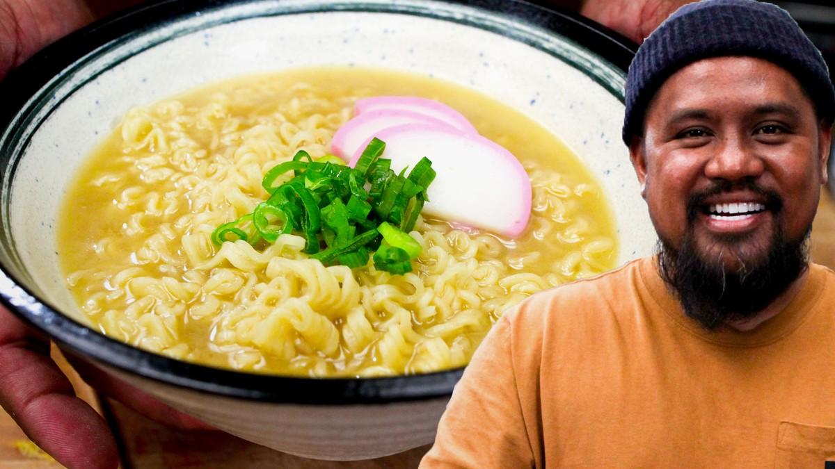 How To Make Saimin - Hawaii's Noodle Soup