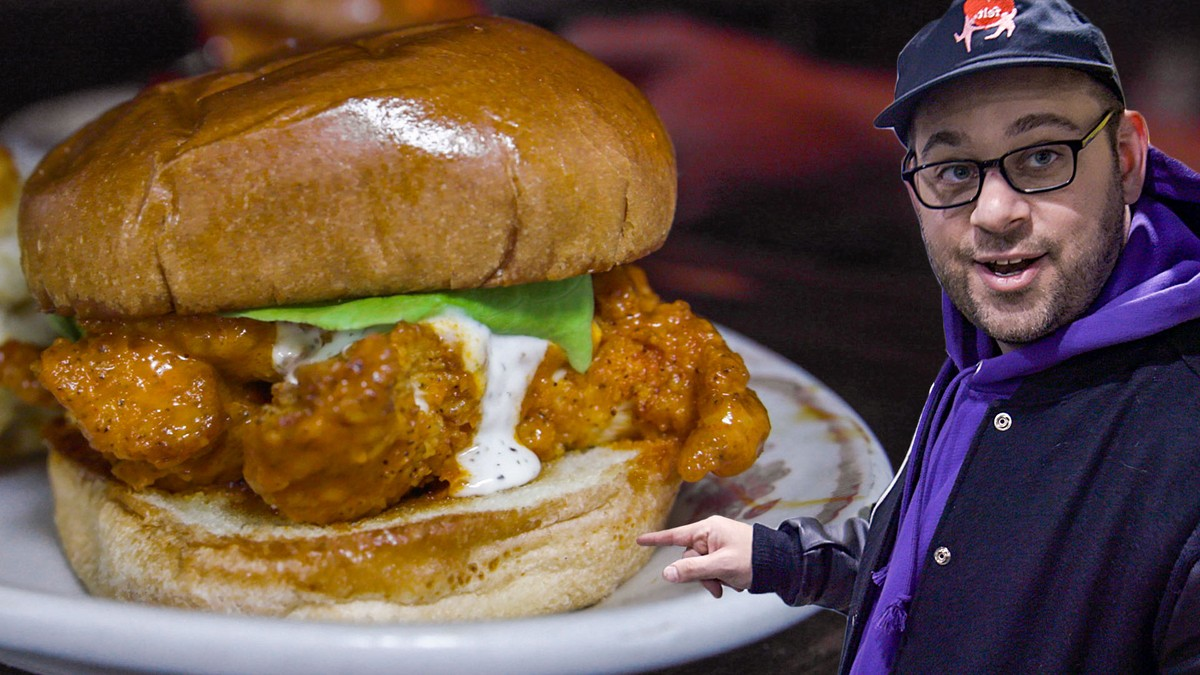 Flipboard: Best Late Night Food in Downtown NYC