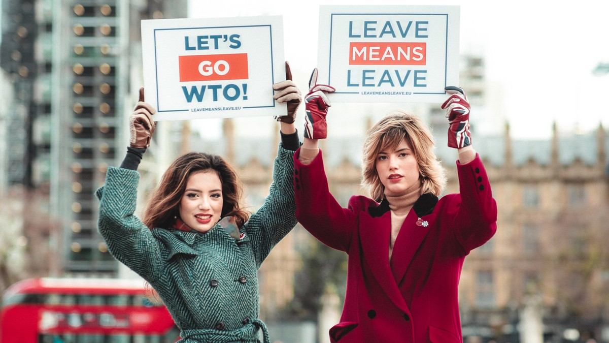 Teenage Brexit: Meet The Sisters Campaigning to Leave the EU
