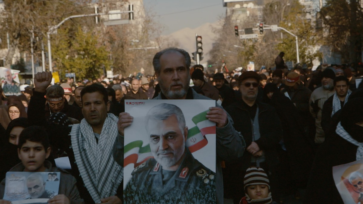 Iranians Mourning Soleimani Want Retaliation Against the U.S.
